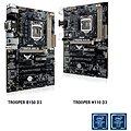 ASUS H110l-PLUS DDR3