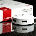 AXAGON HUE-X6G OTG bílý