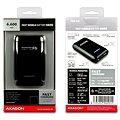 AXAGON PWB-F6B FAST 6600 černá
