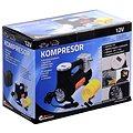 COMPASS Kompresor 12V POWER BULL digitální se světlem