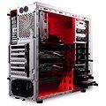 BITFENIX Neos bílá/červená