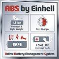 Einhell GE-HH 18 LI T Kit Expert Plus