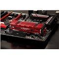 Crucial 8GB KIT DDR4 2400MHz CL16 Ballistix Sport LT Single Ranked red