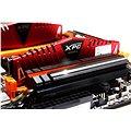 ADATA 8GB KIT DDR4 2800MHz CL17 XPG Z1, červená
