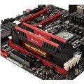 Corsair 8GB KIT DDR3 2400MHz CL11 Vengeance Pro červená