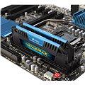Corsair 16GB KIT DDR3 1866MHz CL9 Vengeance Pro modrá