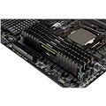 Corsair 8GB KIT DDR4 3000MHz CL15 Vengeance LPX černá