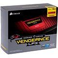 Corsair 16GB KIT DDR4 3466MHz CL16 Vengeance LPX červená