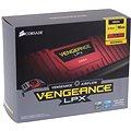 Corsair 16GB KIT DDR4 3600MHz CL18 Vengeance LPX červená