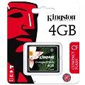 Kingston Compact Flash 4GB