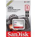 SanDisk Compact Flash 8GB Ultra