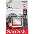 SanDisk Compact Flash 32GB Ultra