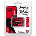 Kingston Compact Flash 16GB 266x Ultimate