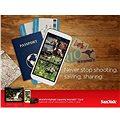 SanDisk Micro SDXC 200GB Ultra Class 10 + SD adaptér