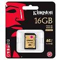 Kingston SDHC 16GB UHS-I Class 10