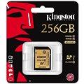 Kingston SDXC 256GB UHS-I Class 10