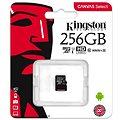 Kingston Canvas Go! SDXC 256GB UHS-I U3