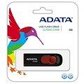 ADATA C008 64GB černo-červený