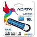 ADATA S107 16GB modrý