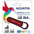 ADATA S107 64GB červený