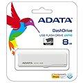 ADATA UV110 8GB bílý
