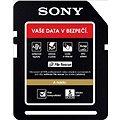 Sony micro SDXC 128GB Class 10 UHS-I + SD adaptér