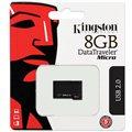 Kingston DataTraveler Micro 8GB černý