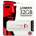 Kingston DataTraveler I G4 32GB červený