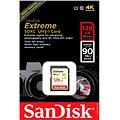 SanDisk SDXC 128GB Extreme Class 10 UHS-I (U3)