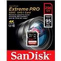 SanDisk SDXC 256GB Extreme Class 10 UHS-I (U3)