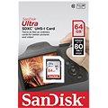 SanDisk SDXC 64GB Ultra Class 10 UHS-I