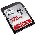 SanDisk SDXC 128GB Ultra Class 10 UHS-I