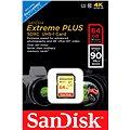 SanDisk SDXC 64GB Class 10 UHS 1 Extreme Plus