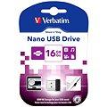 Verbatim Audio Nano 16GB černý