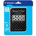"Verbatim 2.5"" Store 'n' Go USB HDD 500GB II - černý"