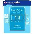 "Verbatim 2.5"" Store 'n' Go USB HDD 1TB - modrý"