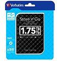 "Verbatim 2.5"" Store 'n' Go USB HDD 1.7TB Gen2 - černý"