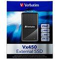 Verbatim Store 'n' Go SSD Vx450 256GB