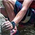 Lunatik EPIK Metal Link pro Apple Watch 42mm (černé aluminium / černý kov)