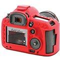 Easy Cover Reflex Silic pro Canon EOS 5D Mark III červené