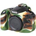 Easy Cover Reflex Silic pro Nikon D3200 camouflage