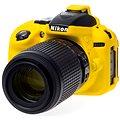 Easy Cover Reflex Silic pro Nikon D5300 žluté