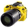 Easy Cover Reflex Silic pro Nikon D5500 žluté