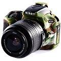 Easy Cover Reflex Silic pro Nikon D5500 camouflage