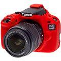 Easy Cover Reflex Silic pro Canon 1200D/T5 červené