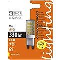 EMOS LED G9 3.8W WW