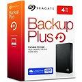 Seagate BackUp Plus Portable 4TB černý+ 200GB OneDrive