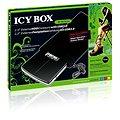 Icy Box 250StU3+BH15 černý