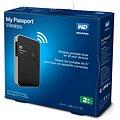 """WD 2.5"""" My Passport Wireless 2TB černý"""