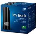WD My Book 6TB